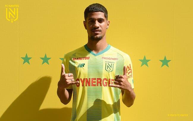 Officiel : Ludovic Blas rejoint Nantes jusqu'en 2024