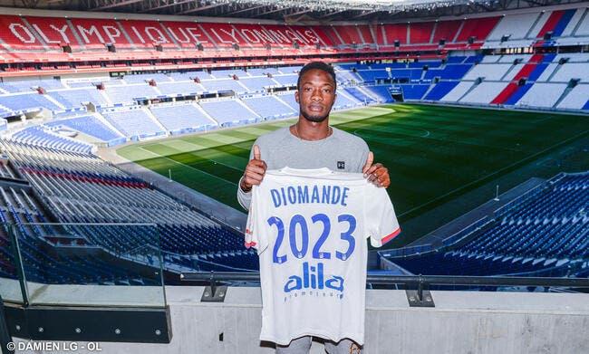 OL : Lyon fait signer un défenseur ivoirien jusqu'en 2023