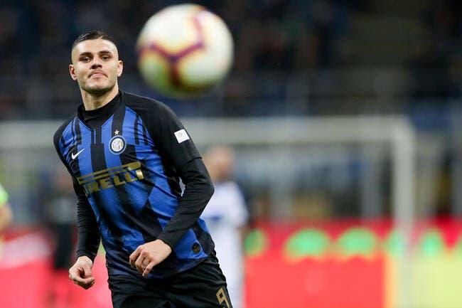PSG : Accord trouvé entre Paris et l'Inter pour Icardi !