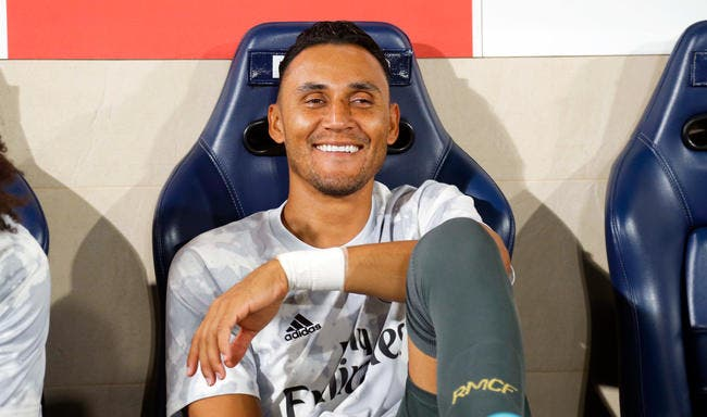 PSG : Keylor Navas est à Paris, BeInSports confirme la signature !