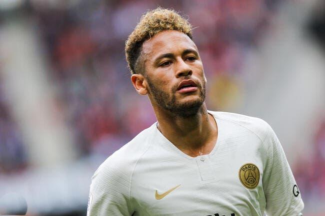 PSG : Neymar reste à Paris, il est aux anges !