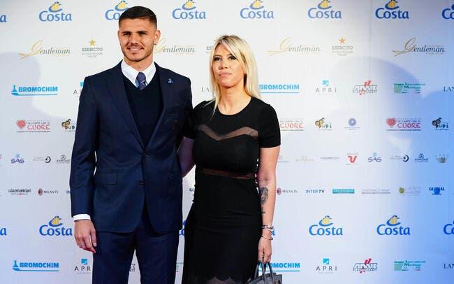 PSG : Visite médicale pour Icardi, Wanda prépare le contrat