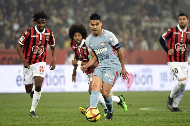 ASM : Radamel Falcao fait ses adieux à l'AS Monaco