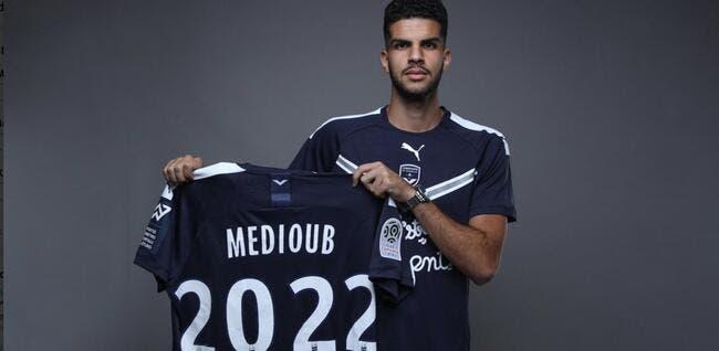 Officiel: Medioub signe à Bordeaux