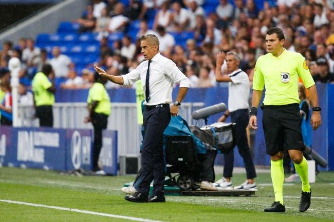 OL: Sylvinho a vu un problème au mercato, il prend une décision radicale