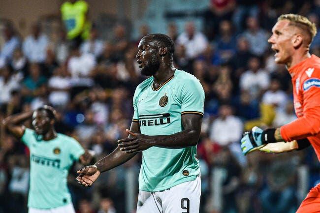 Ita : Les Ultras de l'Inter justifient les cris de singe contre Lukaku