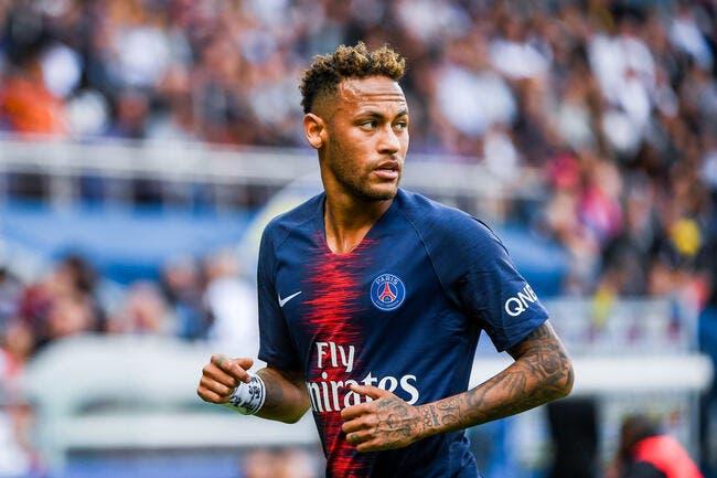 PSG : Ça faisait longtemps, Javier Tebas tacle Neymar !