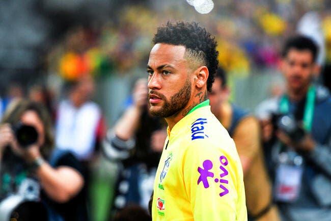 PSG: Neymar convoqué par la PJ ? Le cauchemar....