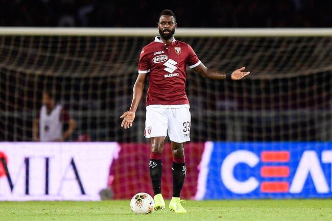 Mercato: Trahi et écarté, Nkoulou répond au Torino avec classe