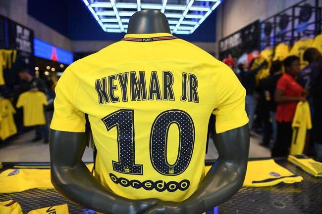 PSG: Les maillots de Neymar vont envahir le Parc prédit Rothen