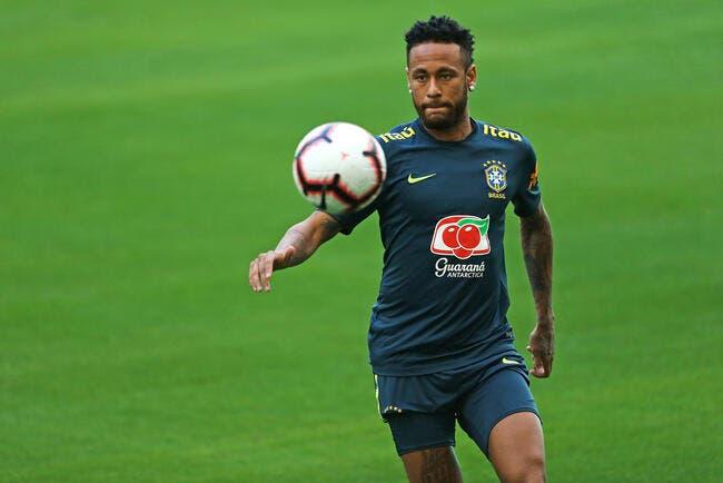 PSG : Le retour de Neymar au Parc, beIN Sports se ramène