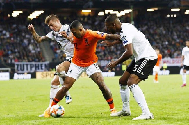 OL : Depay meilleur avec les Pays-Bas qu'avec Lyon ? Il l'explique