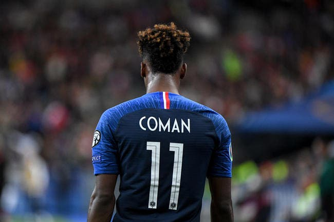EdF : Coman titulaire indiscutable ? Domenech freine fort !