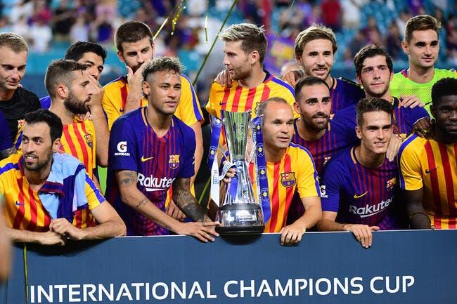 PSG : Le transfert de Neymar payé par des stars du Barça ?