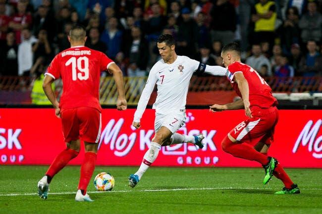 OL : Cristiano Ronaldo est parfait, ce Lyonnais est en extase