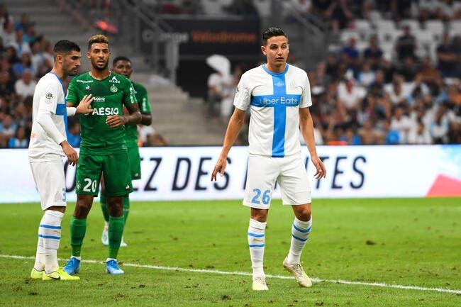 OM : Pas d'Europe, pas de Bleus, Thauvin plombé par Marseille ?