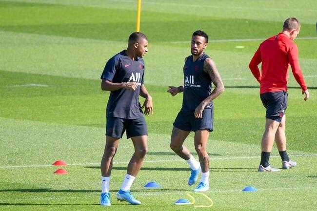 PSG : L'énorme duo Mbappé-Neymar dope l'attaque de Paris !