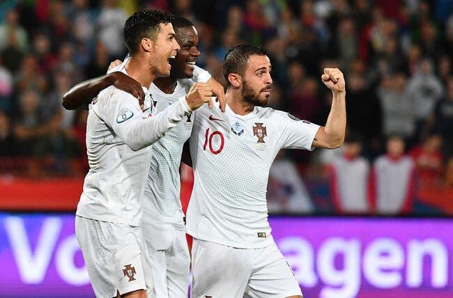 Euro 2020 : Cristiano Ronaldo frappe quatre fois, il est toujours trop fort