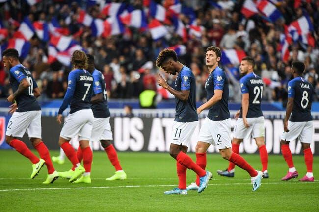France-Andorre : les compos (20h45 sur TF1)