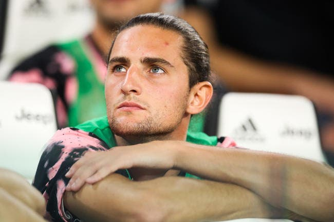 Ita : Le salaire colossal de Rabiot à la Juventus