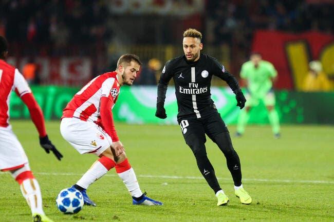 PSG : La cote de Neymar s'effondre, la preuve