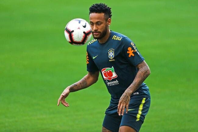 PSG: Le Real avait gardé 155 ME pour Neymar!