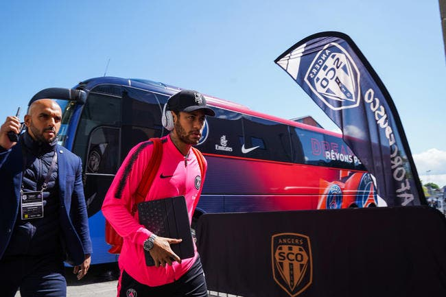 PSG : Le Real garde un œil sur Neymar au mercato !