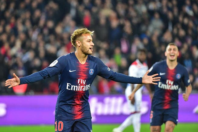PSG : Neymar est de retour, le vestiaire lui a déjà pardonné