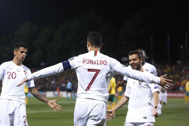 Foot : Cristiano Ronaldo écrase Messi, il a « plié le game » !