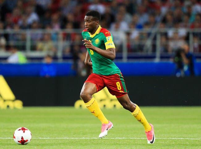 Officiel : Moukandjo signe à Lens