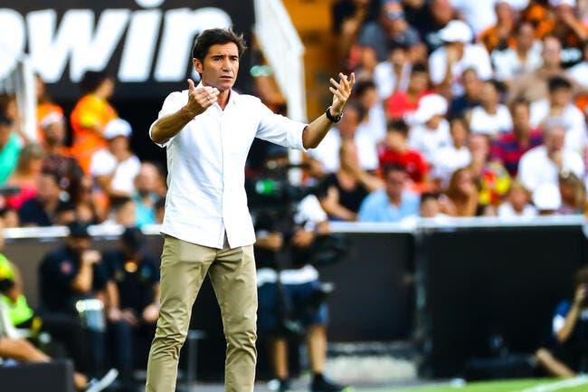 Officiel : Valence vire Marcelino et le remplace par Celades