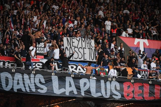 PSG : Paris supplie Neymar de faire taire les supporters