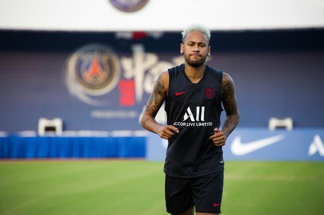 PSG: Tacler Neymar, c'est carton rouge! Paris a prévenu les supporters