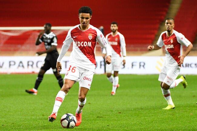 Officiel : Le Monégasque Sofiane Diop prêté à Sochaux
