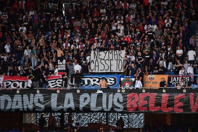 PSG : Grosse tension avec les ultras à cause de Neymar