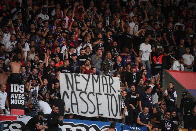 PSG : Il rêve de voir le Parc des Princes ne jamais pardonner à Neymar