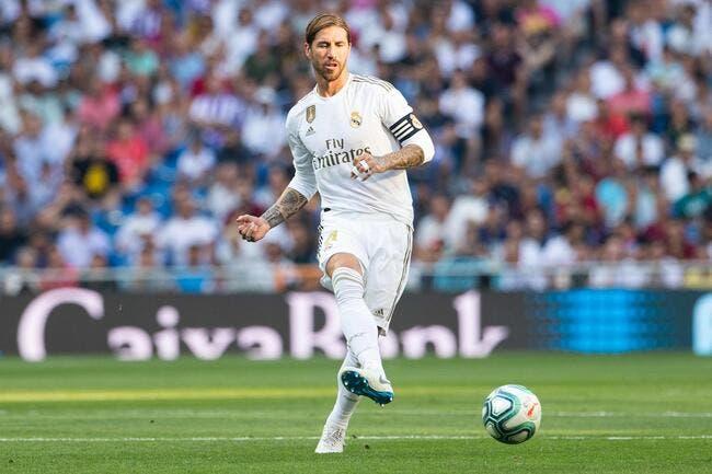 Real : Ramos se donne deux ans pour remporter le Ballon d'Or