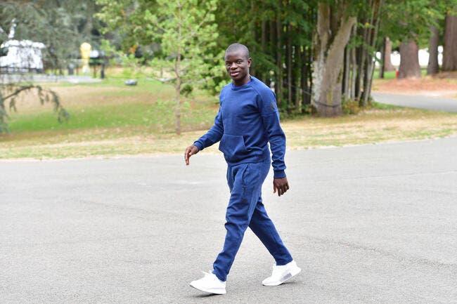 Chelsea: N'Golo Kanté est un extraterrestre, cette anecdote le prouve