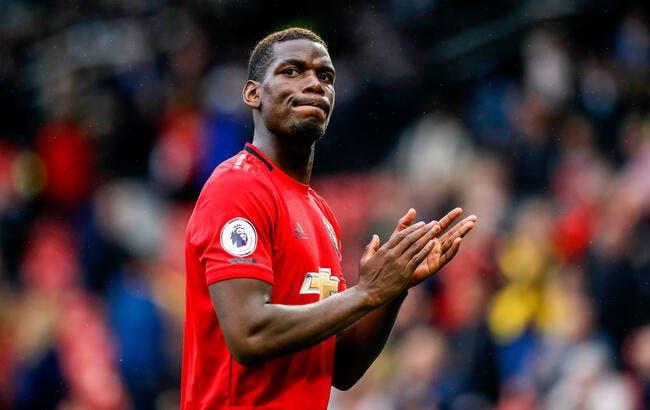 Mercato: Man United accepte enfin, Pogba peut remercier ce champion du monde