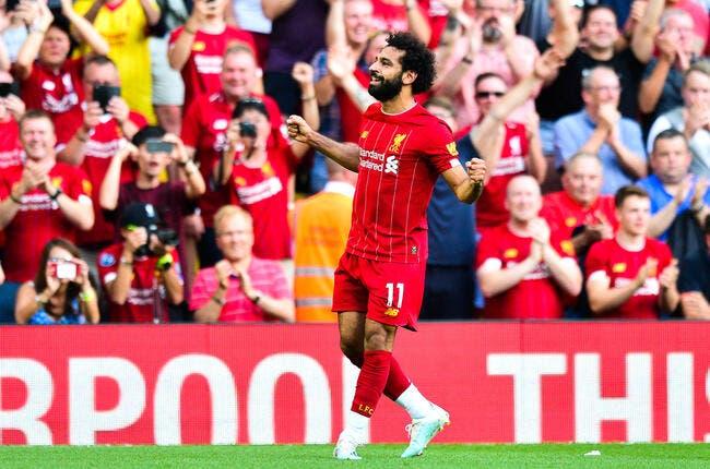 Liverpool: Des tensions avec Mané, Salah amuse la toile en vidéo