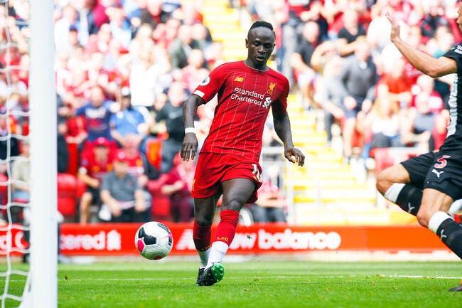 PL: Sadio Mané in on fire, Liverpool engrange