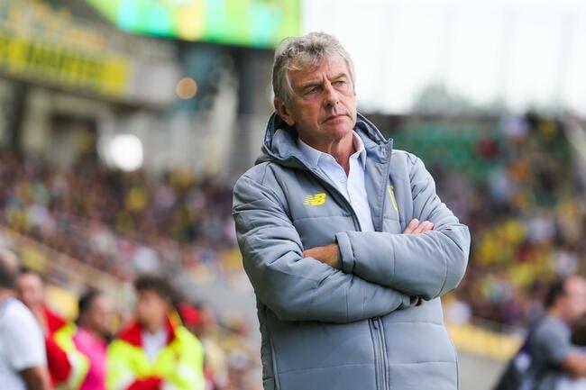 FCN : Nantes 3e de L1, Gourcuff ne s'enflamme pas