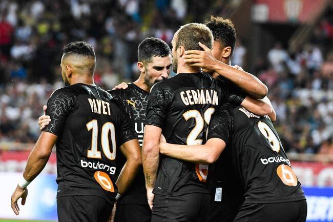 L1 : L'OM renverse Monaco dans un match de folie !