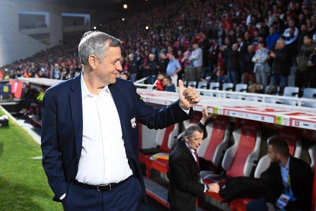 OL : Lyon déçoit, Genesio et Sylvinho n'y sont pour rien