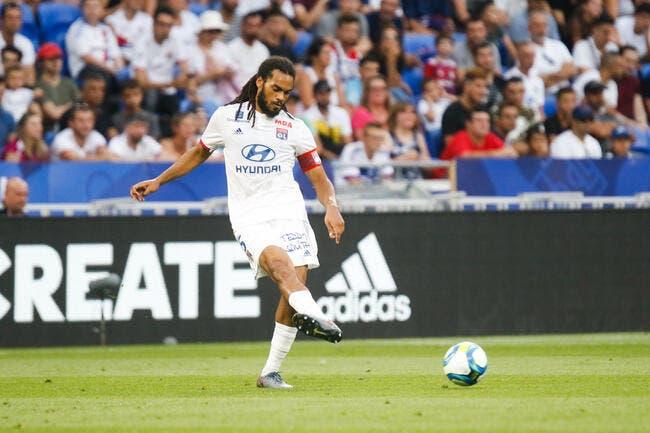OL : Malcom out pour Lyon-Zénith, pas Denayer