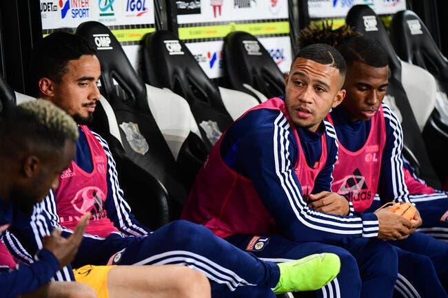 OL : Memphis est le Messi de Lyon, il doit jouer tous les matchs