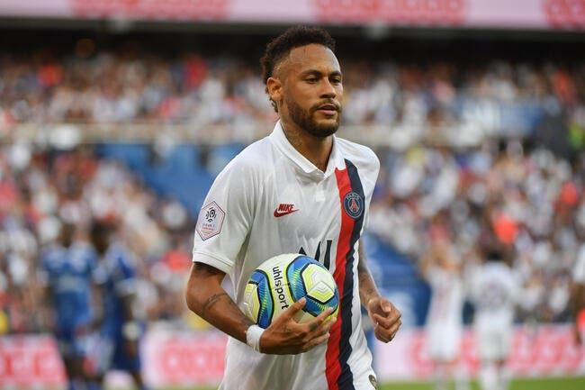 PSG : Neymar n'a pas à s'excuser, c'est lui le boss