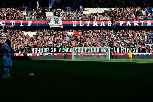 PSG: Al-Khelaïfi a-t-il laissé passer les banderoles trash contre Neymar Sr?