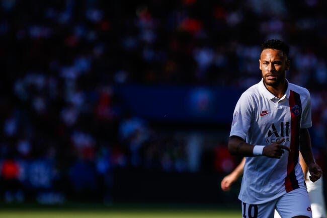 PSG : Les fans sifflent Neymar, c'est une grosse erreur