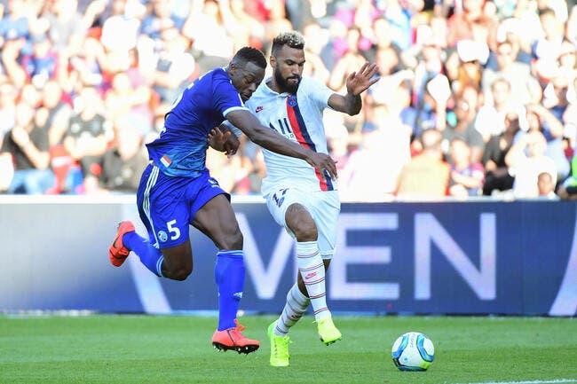 PSG: Même pas peur, Choupo-Moting titulaire face au Real Madrid